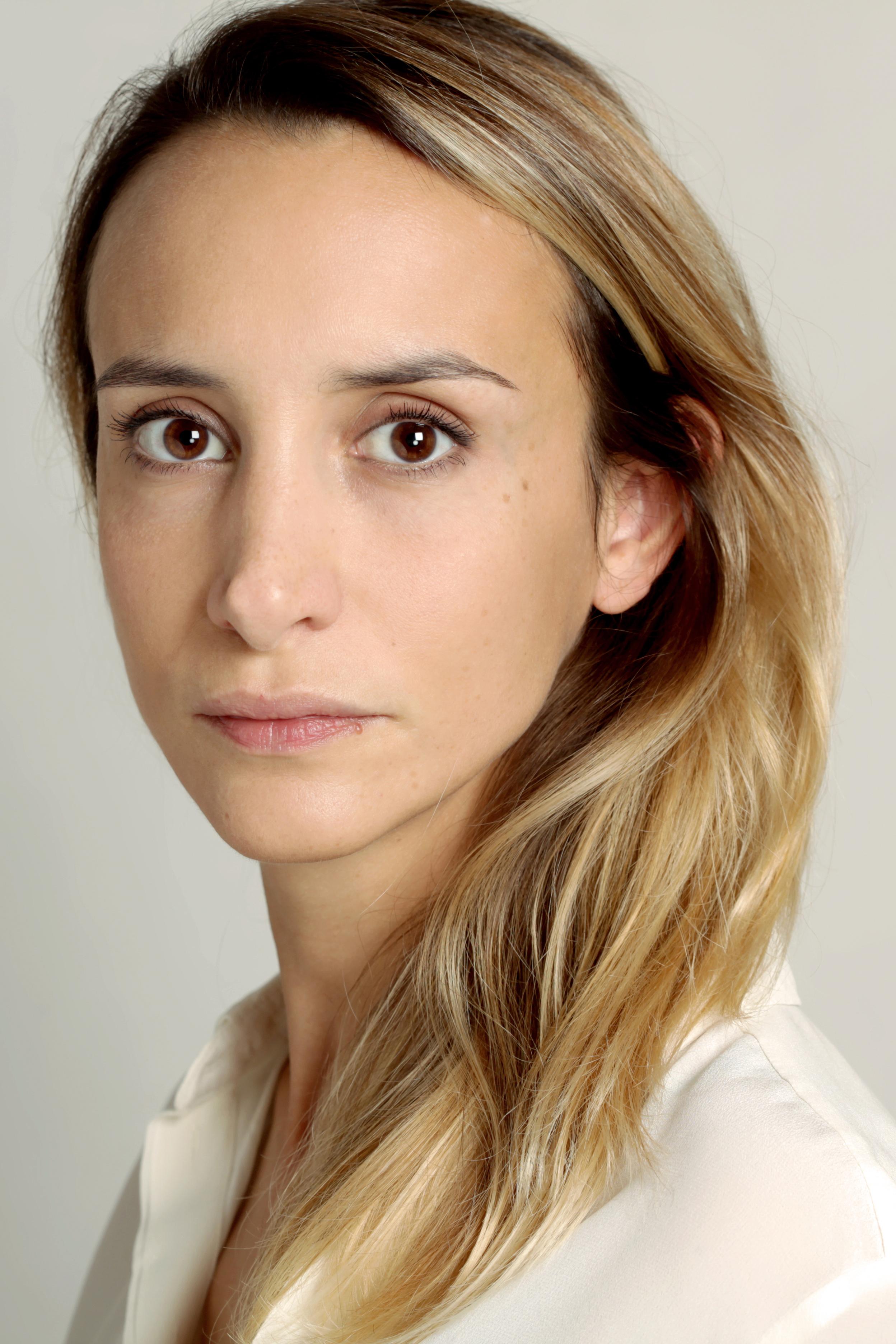 Manuela Parodi headshot