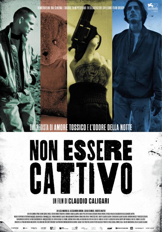 """""""Non essere cattivo"""" rappresenterà l'Italia agli Oscar"""