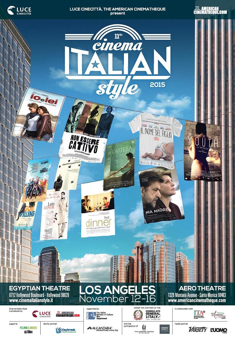 "Alessandro Borghi al ""Cinema Italian Style 11^"" a Los Angeles"