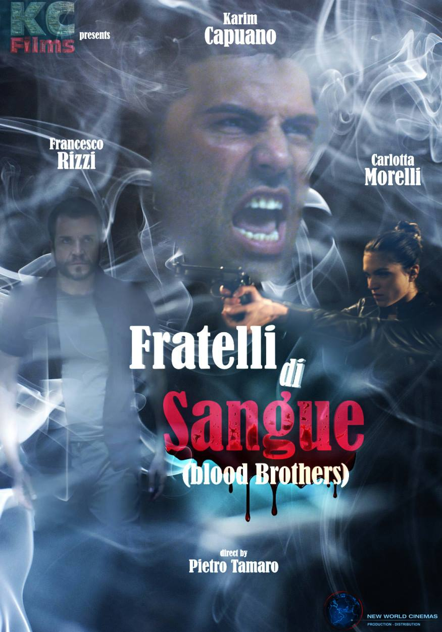 "Francesco Rizzi premiato a New York per ""Fratelli di sangue"""