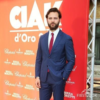 Alessandro Borghi vince il Ciak d'Oro 2016 come attore rivelazione