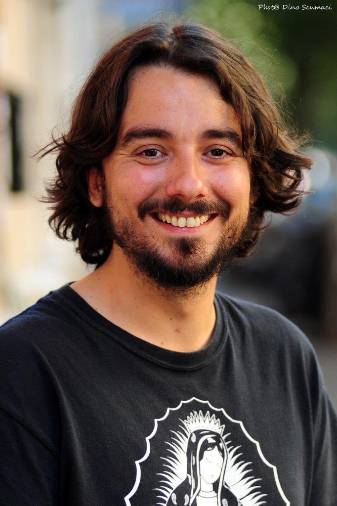 """Flavio Domenici in """"In Bici senza sella"""""""