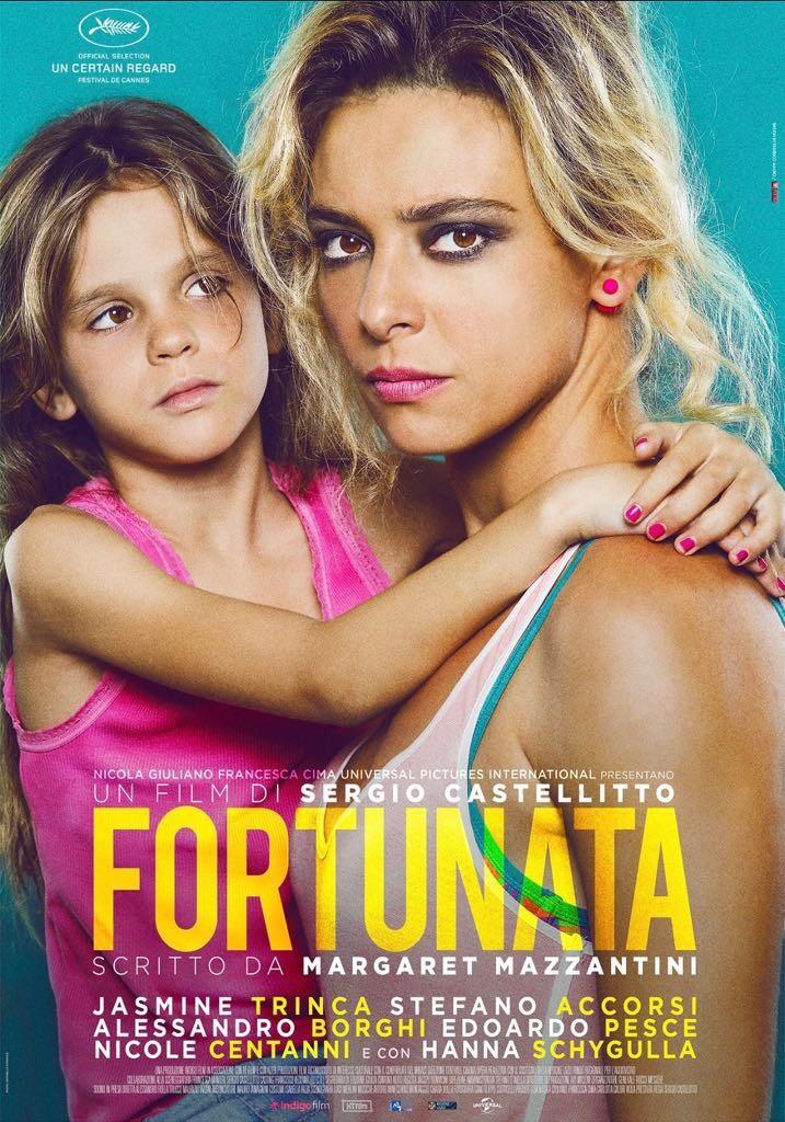 """""""Fortunata"""" di Sergio Castellitto a Cannes"""