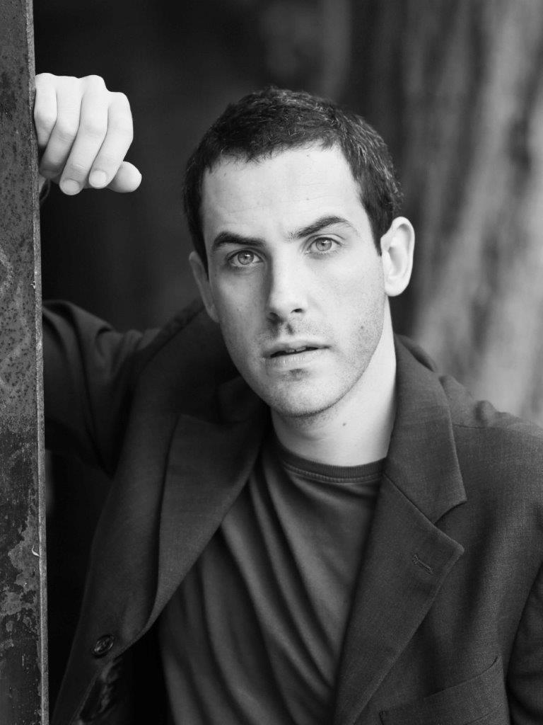"""Stefano Patti nel film """"La porta sul buio"""" di Marco Cassini"""
