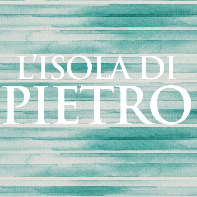 """""""L' Isola di Pietro"""" in onda su Canale 5 con Daniele Rampello e Federico Russo"""