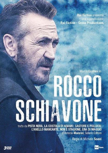 """""""Rocco Schiavone 2"""" con Mirko Frezza, Alessandro Bernardini e Antonio Bannò"""