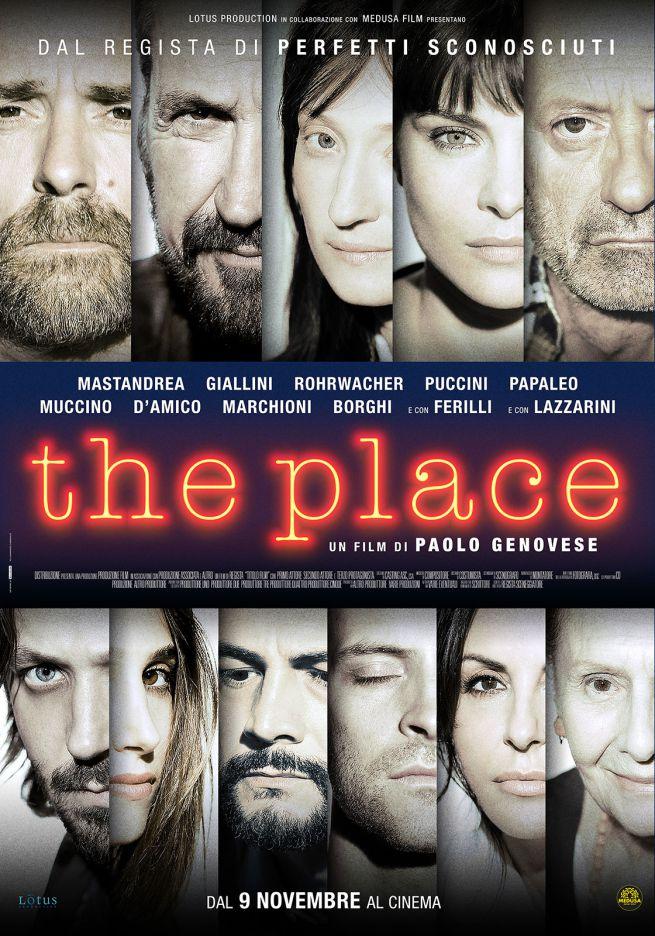 """Alessandro Borghi tra i protagonisti di """"The Place"""" di Paolo Genovese"""