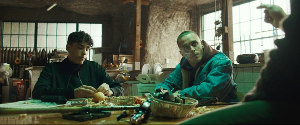 """""""La terra dell'abbastanza"""" con Matteo Olivetti al Festival di Berlino"""