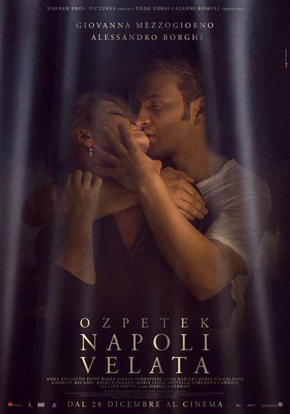 """""""Napoli Velata"""" da oggi al cinema!"""