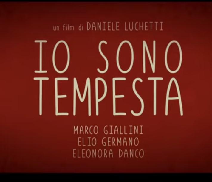 Simonetta Columbu e Marcello Fonte nel nuovo film di Daniele Luchetti