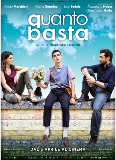 """Da oggi al cinema """"Quanto basta"""" con Mirko Frezza"""
