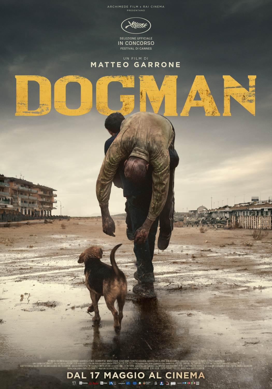 """""""Dogman"""" selezionato per rappresentare l'Italia agli Oscar"""