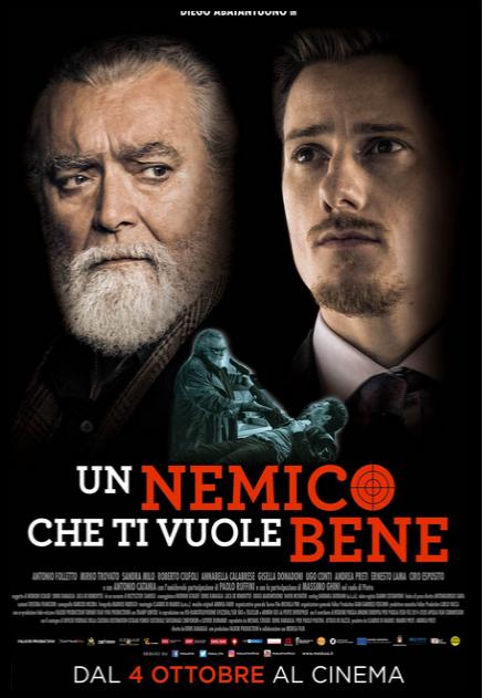 """""""Un nemico che ti vuole bene"""" con Annabella Calabrese dal 4 Ottobre al cinema"""