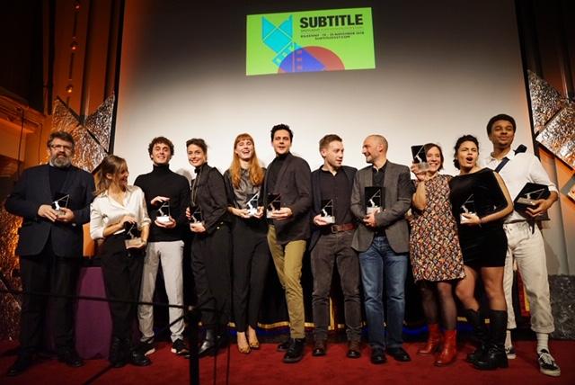 Matteo Olivetti premiato al Subtitle Film Festival