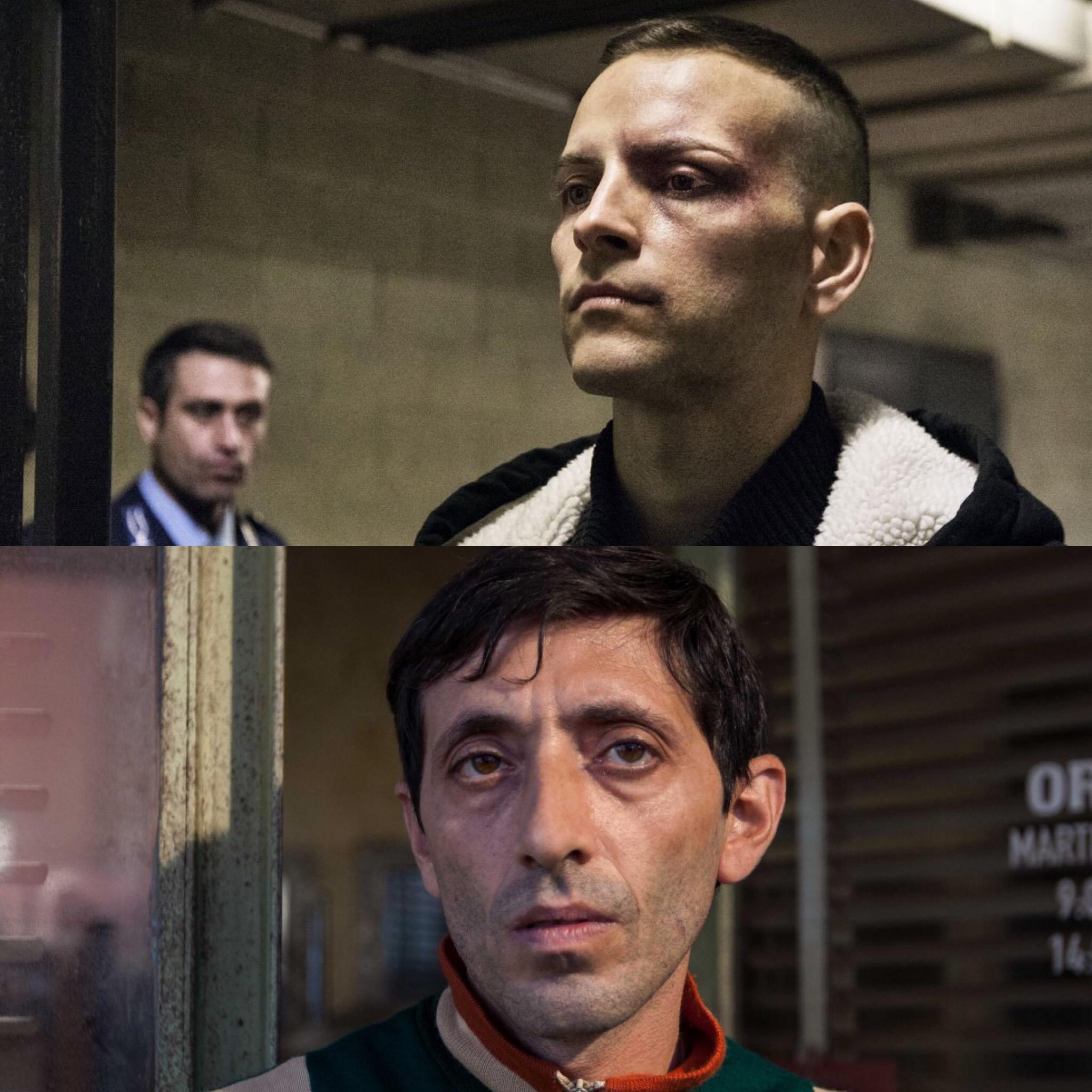 Alessandro Borghi e Marcello Fonte candidati ai David Di Donatello