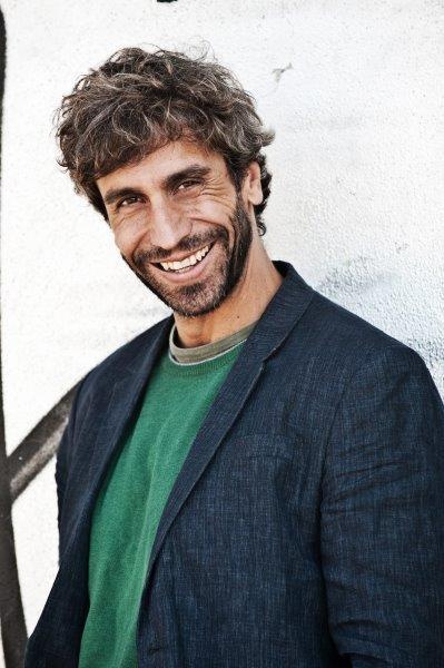 Massimiliano Benvenuto nel cast  L'Aquila Grandi speranze