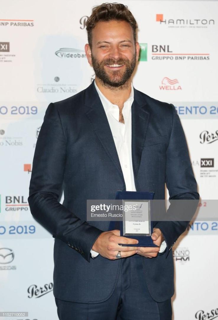 Alessandro Borghi candidato ai Nastri D'Argento come migliore attore protagonista