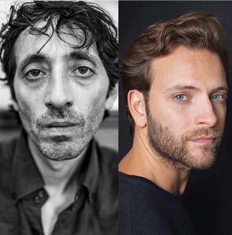 Alessandro Borghi e Marcello Fonte candidati al Globo D' Oro 2019