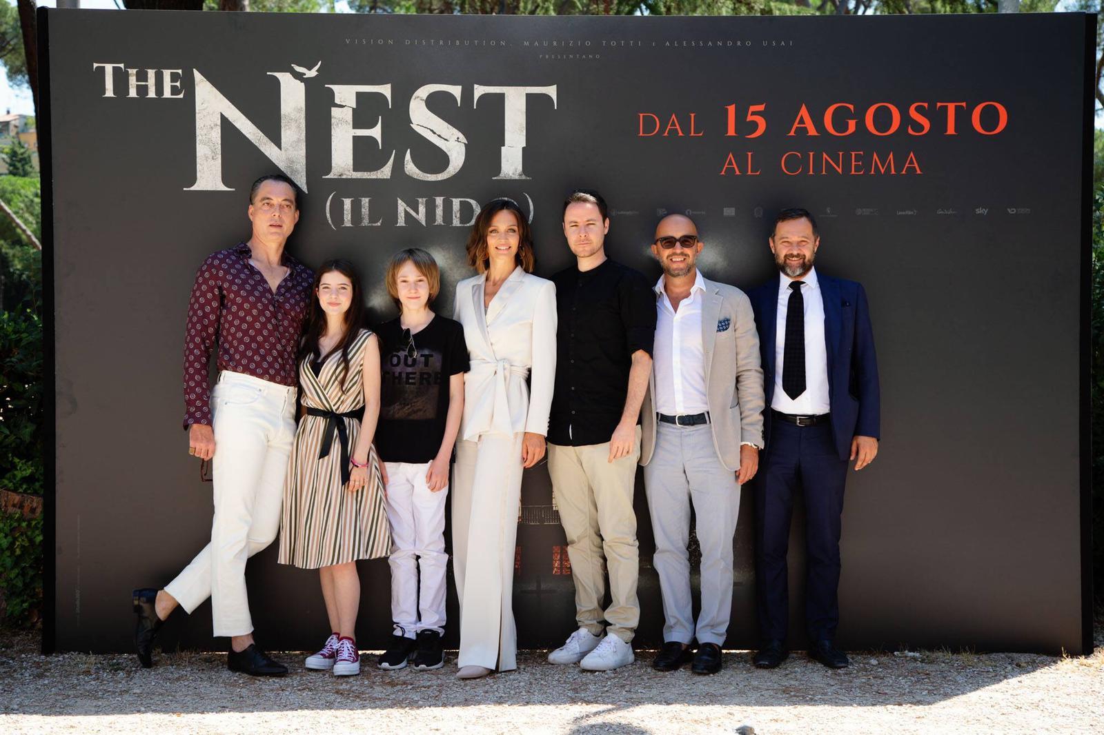 """Presentazione """"The Nest"""""""