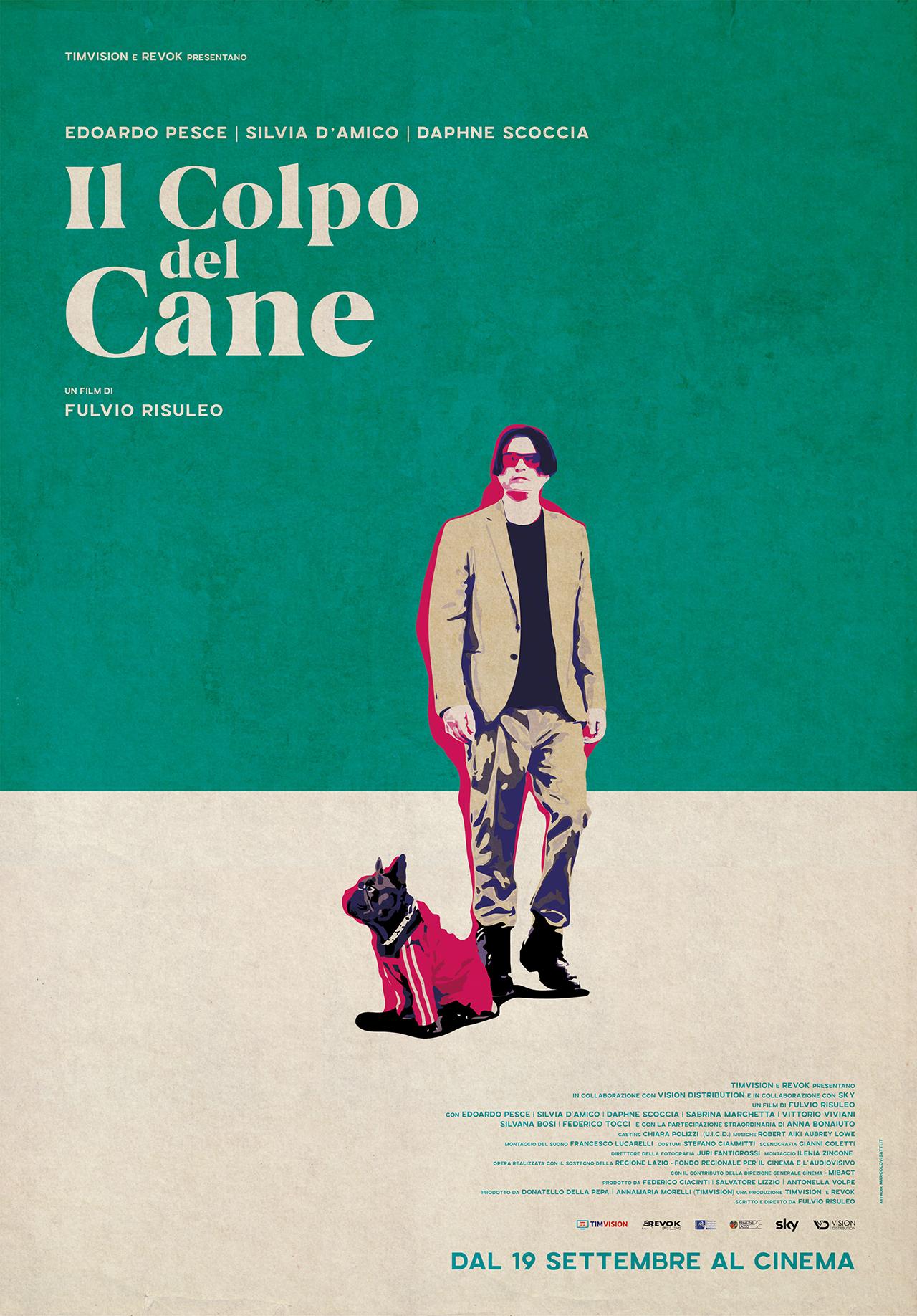 """""""Il colpo del cane"""" da oggi al cinema!"""