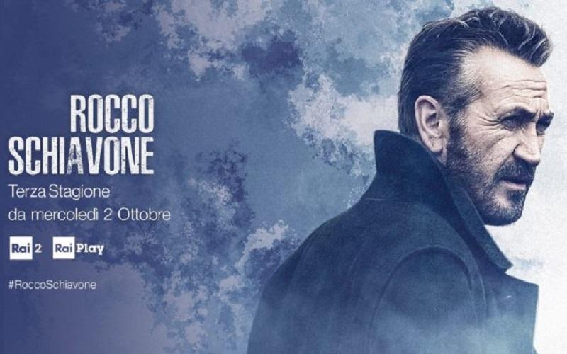 """""""Rocco Schiavone"""" con Mirko Frezza, da stasera in onda i nuovi episodi"""