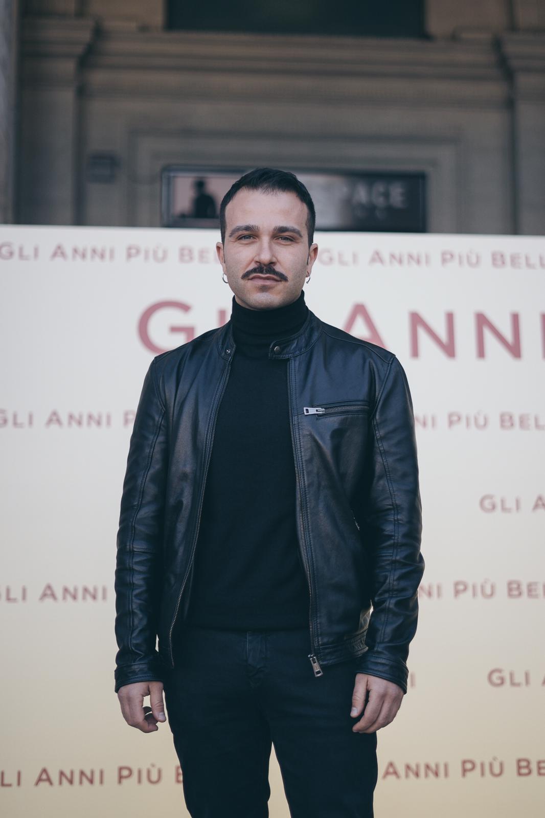 """Gennaro Apicella nel nuovo film di Gabriele Muccino """"Gli anni più belli"""""""
