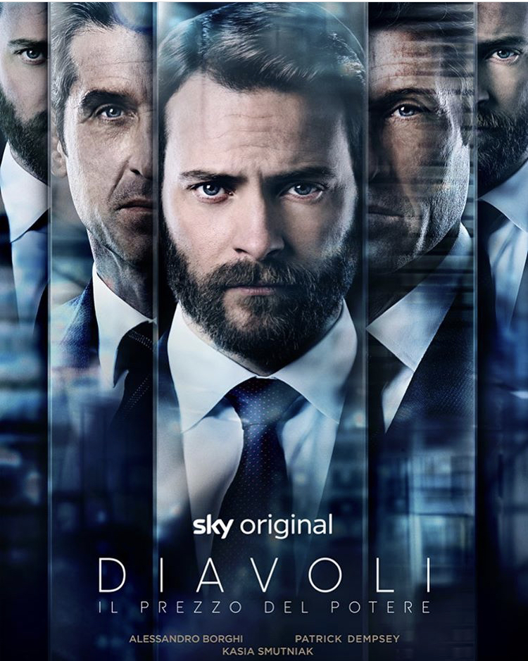 """""""Diavoli"""" con Alessandro Borghi – da oggi disponibile su Sky"""